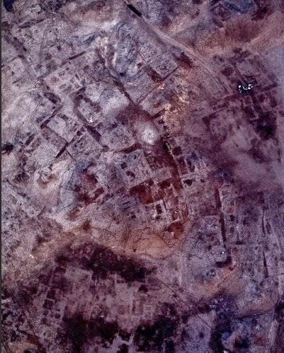 Especialistas descobrem ruínas de cidade da época greco-romana no Egito