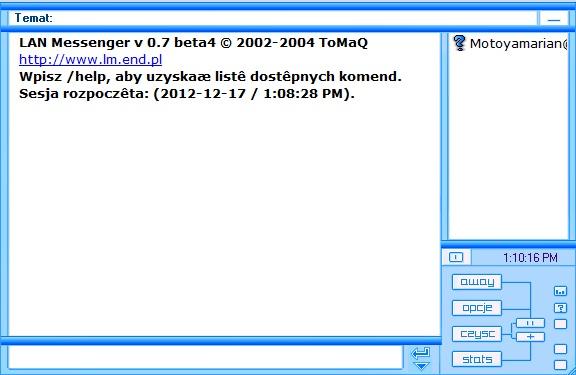 freeware lan chat software