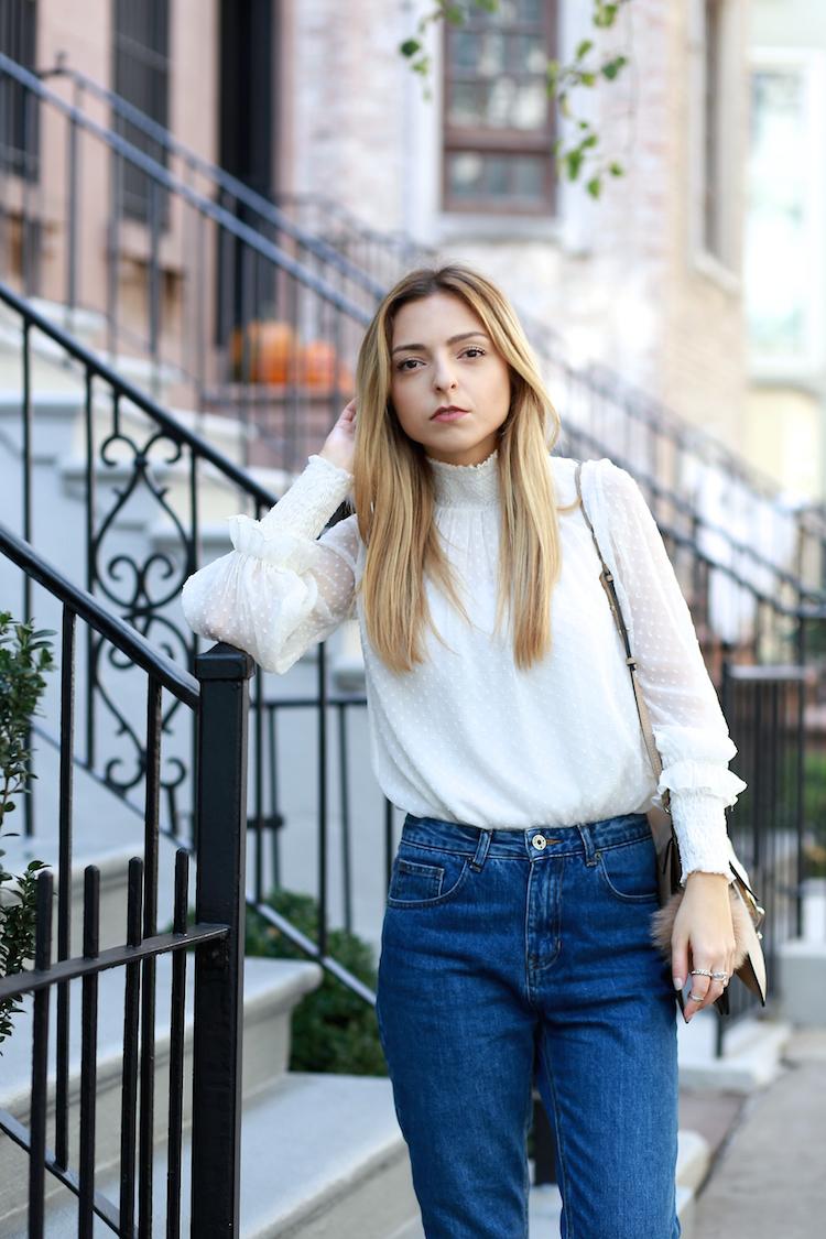 Zara Victorian Blouse 25