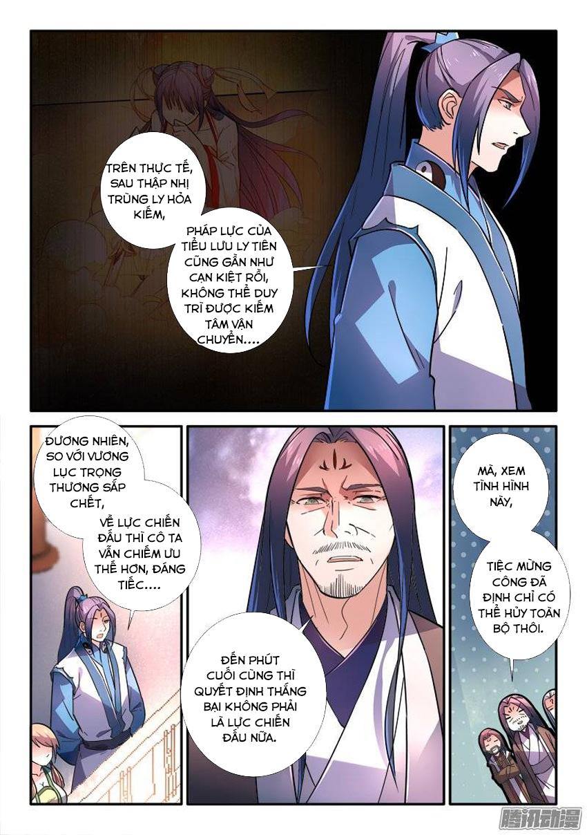Tung Tiền Hữu Tọa Linh Kiếm Sơn chap 247 page 6 - IZTruyenTranh.com