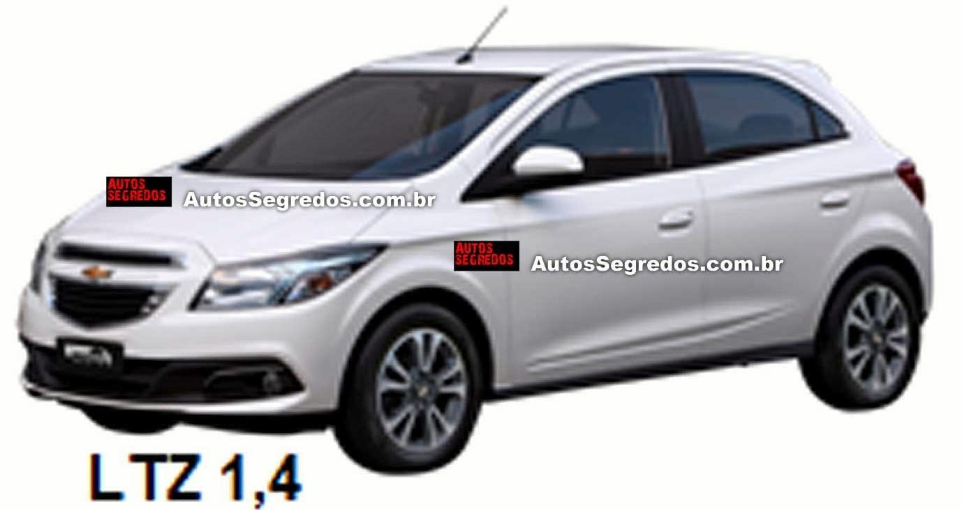 Este é o novo Chevrolet Onix. Site Autos Segredos revela imagens com ...