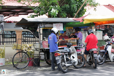 Air Itam Hawker Food @ Jalan Bukit Bendera, Penang.