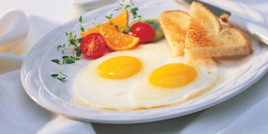 menu makanan sehat dan simpel untuk sarapan