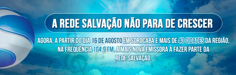 Nova Radio na Cidade de Sorocaba 104.9