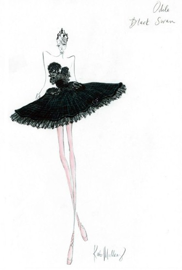 black swan ballerina costume. #39;Black Swan#39; Costume