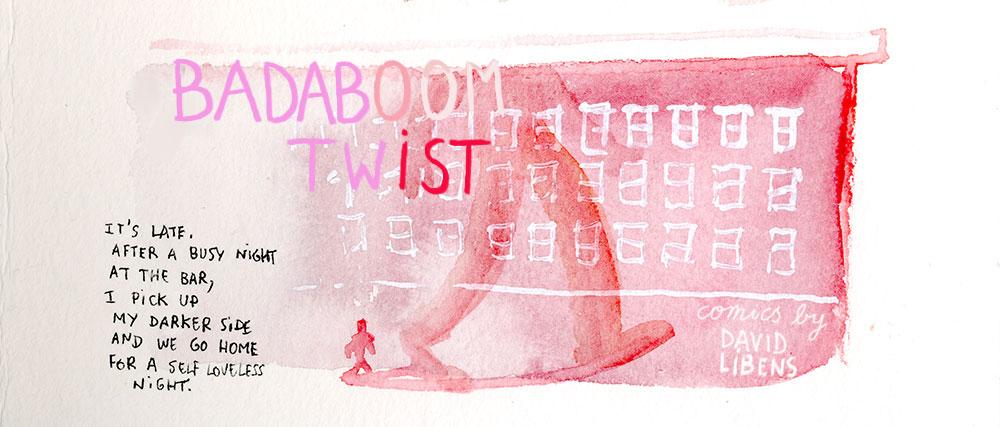Badaboom Twist