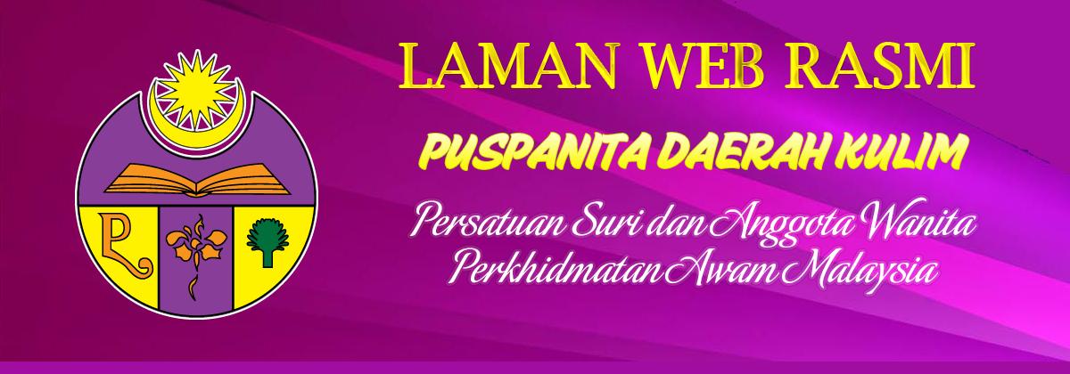 LAMAN WEB RASMI PUSPANITA DAERAH KULIM