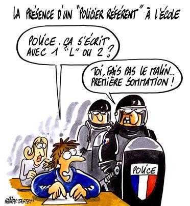 blague de toto gendarme