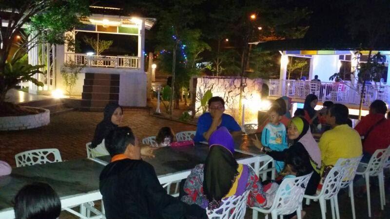 KBR, kemunting beach resort, gmf group, kelas blog, melaka resort, pengkalan balak, blogger, astana puteh