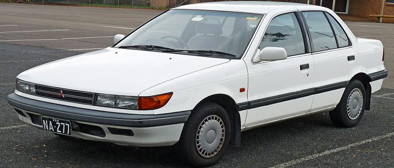 Automotive database mitsubishi lancer 19881991 mitsubishi mirage fandeluxe Images