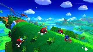 sonic lost world screen 5 E3 2013   Sonic Lost World (3DS/Wii U)   Concept Art & Screenshots