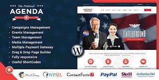 Agenda | Political Responsive WordPress theme - Political Nonprofit