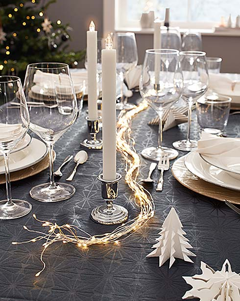 karácsonyi ünnepi asztal tchibo 2015