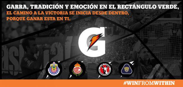 Con Garra Tradición y emoción se vive la Liga MX