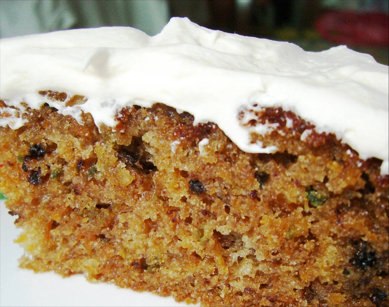 Whole Wheat Carrot Cake Recipe — Dishmaps