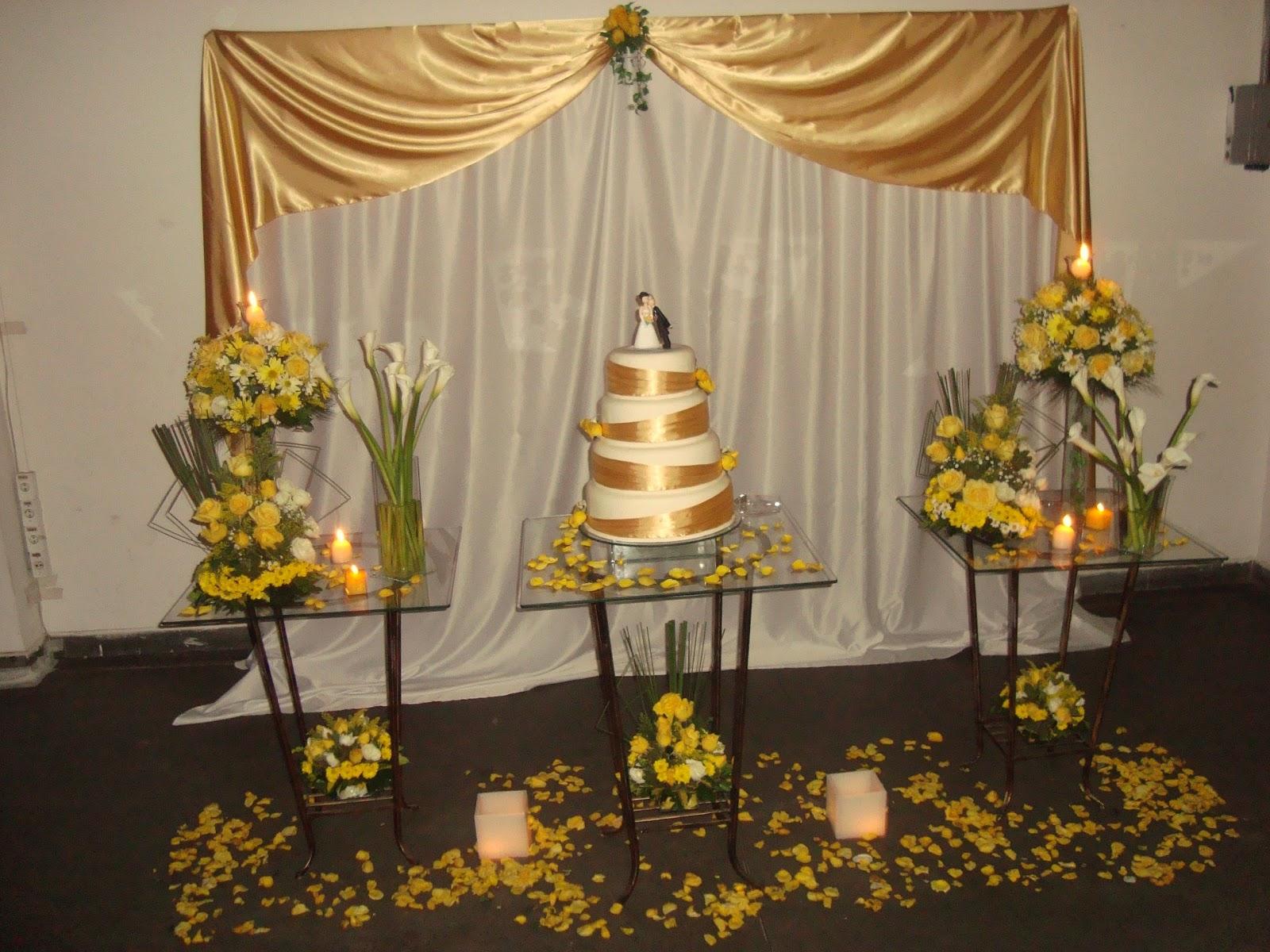 decoracao branca e dourada para casamento : decoracao branca e dourada para casamento:Postado por Djalma Decorador Alagoas às 04:41