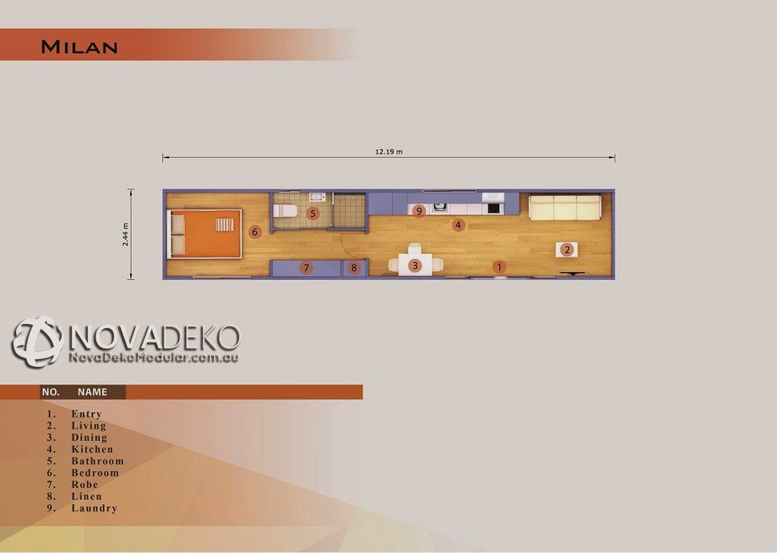 Container home blog nova deko milan 8 39 x40 39 container home for Plan container