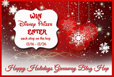 Win a Prep & Landing: Naughty vs Nice DVD and Tinkerbell Ornament - Happy Holidays #HoHoHo Giveaway Hop