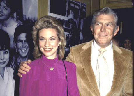 Andy griffith marriages
