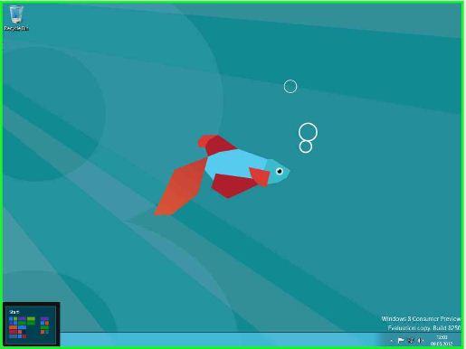 Панель Charms в Windows 8