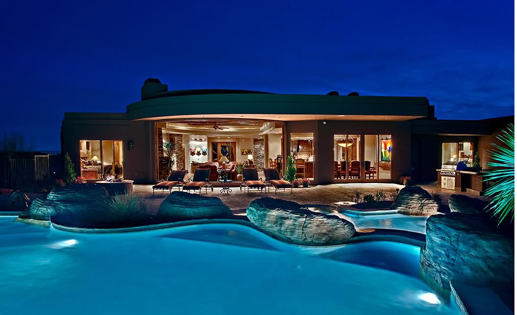 Arquitectura de lujo - Ver casas de lujo por dentro ...