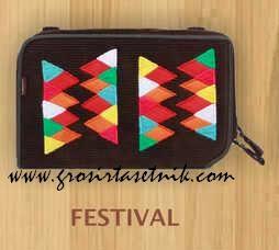dompet hpo namian etnik festival