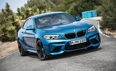 2016 BMW M2 Coupe Release Date