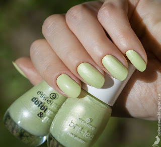 Essence #178 Hello Spring! + Green Tea for Two