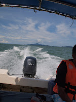 Rimba Resort ferry