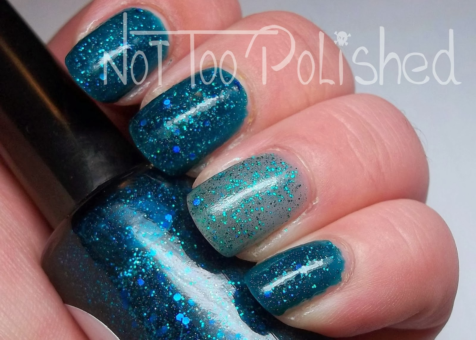 Not Too Polished: Penelope Luz Taurus: Swatch and Review