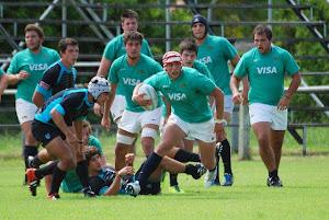 Triunfos de Los Pumitas en La Plata