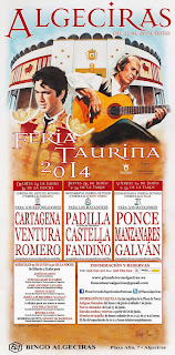 Algeciras - Feria Taurina 2014