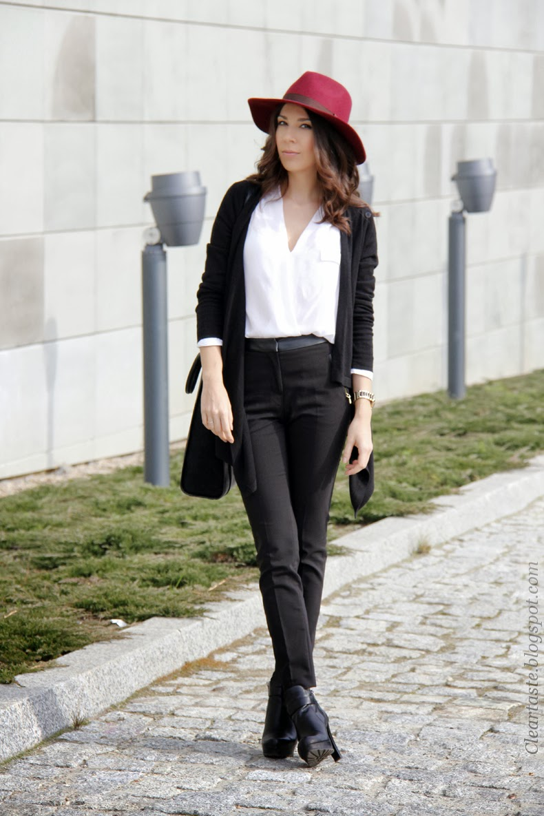 zara draped shirt