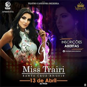 Miss Trairi 2019
