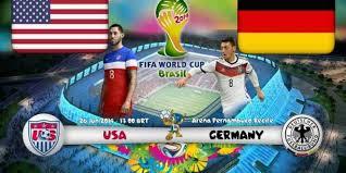 مشاهدة مباراة المانيا وامريكا بث مباشر اللاربعاء 10-6-2015 Germany. vs. USA. Live. Friendly