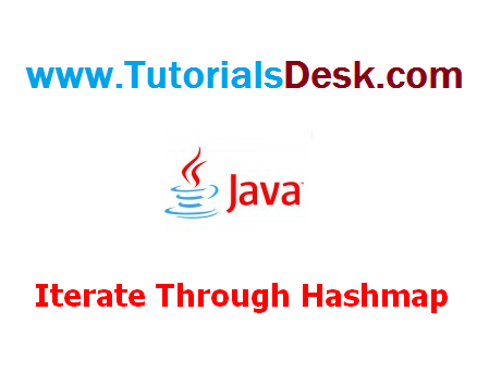 How To Iterate Through Map or Hashmap in Java