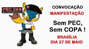 VAMOS INVADIR BRASÍLIA: