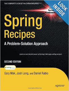 best java spring books