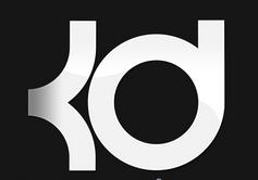 kevin durant logo vector