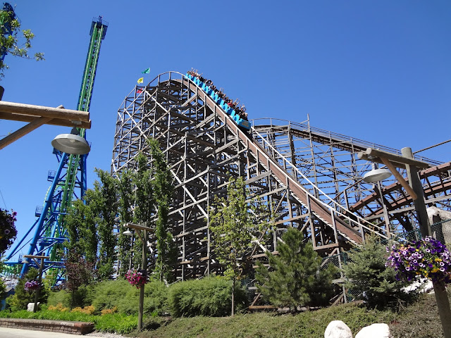 Idaho Attraction roller coaster