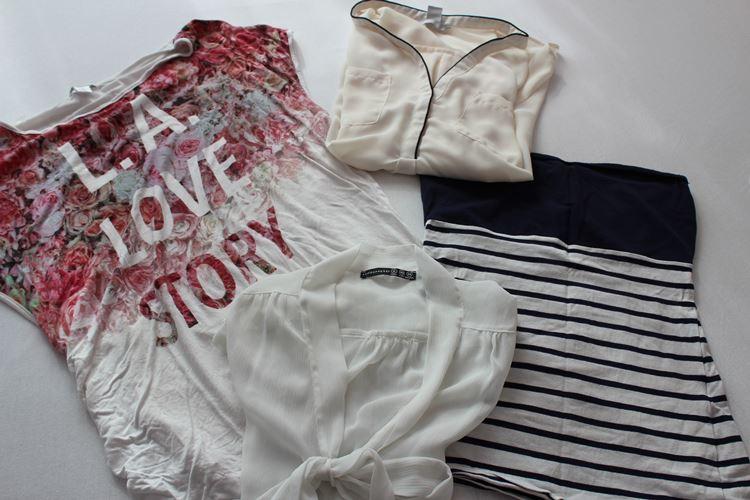 Shirts im Sommer