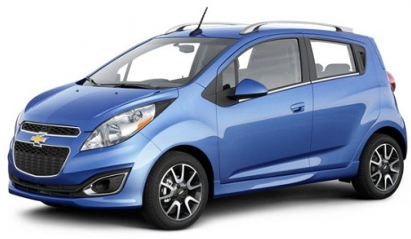 New Chevrolet Beat  2012: Price, Review & Specifications