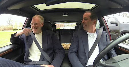 Crackle Comedians In Cars Getting Coffee Season
