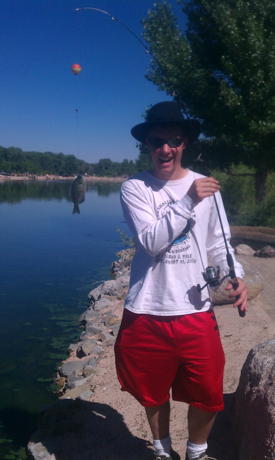 Brian stinar 39 s blog gone ghetto fishing for Brian s fishing supply