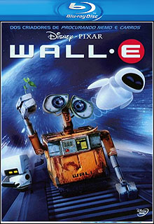 WALL E Wall E Bluray 1080p – Dual Áudio