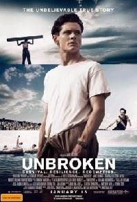 Film Unbroken 2015 di Bioskop