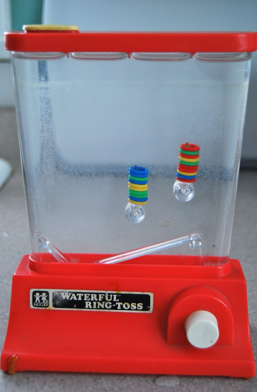 Water Game Toy : Greatbit remember those water games
