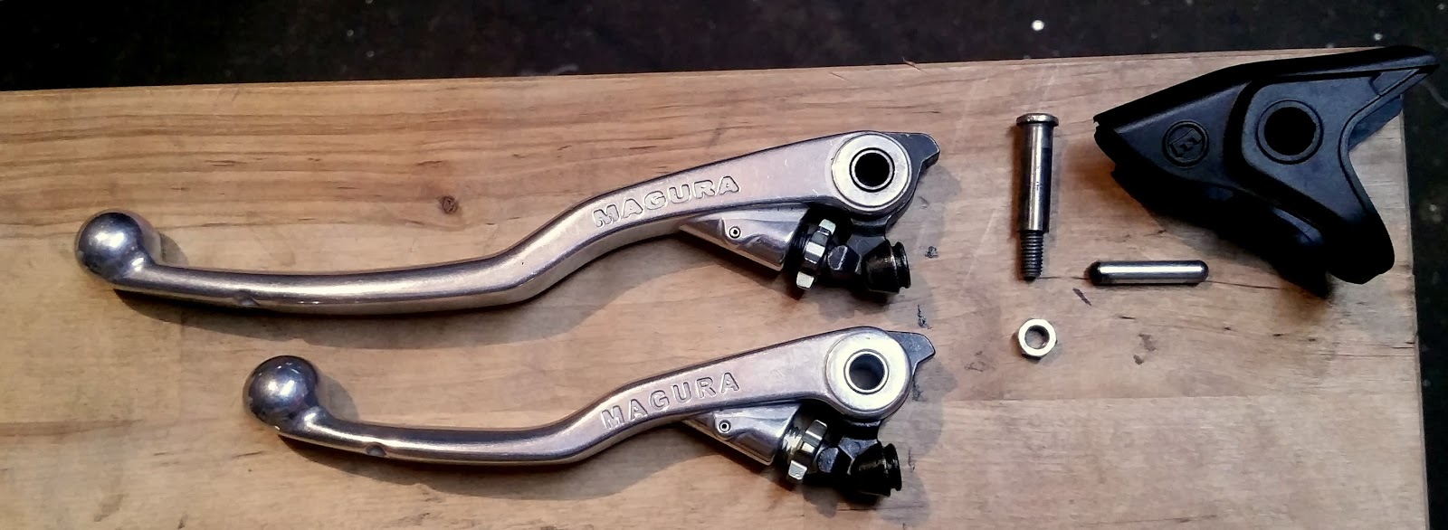 Ktm Easy Pull Clutch Lever