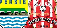 Hasil Persib vs Deltras | Skor Akhir | Tadi Sore ISL Selasa 26 Juni 2012