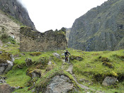 Single Track Inca trails
